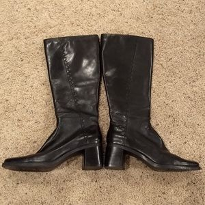 Bandolino leather boots size 8